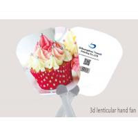 Wholesale Promotional Gift 3D Lenticular Printed Plastic Hand Fan With Cartoon Picture from china suppliers
