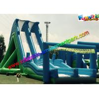 Wholesale Popular Giant Commercial Inflatable Slide Hippo Obstacle Slide With PVC Tarpaulin from china suppliers