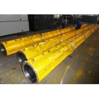 Wholesale φ600mm / φ800mm Concrete Pipe Mould Prestressed Pile Steel Moulds from china suppliers