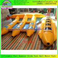 Wholesale Inflatable Towable Water Sports Equipment Banana Boat  Fly Fish Inflatable Boats from china suppliers