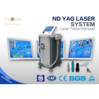 Buy cheap 1064nm Q Switched ND YAG Laser Tattoo Removal Machine High Energy Shrinking from wholesalers