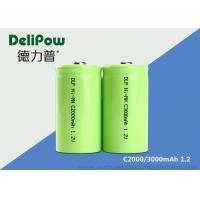 Wholesale 2000 / 3000mAh 1.2 V Nimh Rechargeable Battery Oem Available from china suppliers