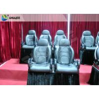 Wholesale Red Color Electronic System 5D Cinema Equipment Motion Seat With Special Effect from china suppliers