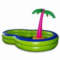 Wholesale PVC inflatable coconut pool from china suppliers