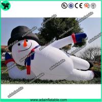 Buy cheap Inflatable Snowman,Christmas Event Advertising,Giant Inflatable Snowman from wholesalers