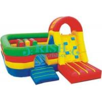 Buy cheap Giant Inflatable Amusement Park from wholesalers
