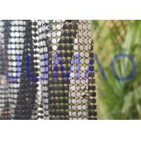 Wholesale Various Color Metal Mesh Cloth Aluminum Alloy 4 Sequins With Images On Surface from china suppliers