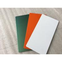 Wholesale Easy Installation Aluminum Sign Panels 4200mm Length With Polyester Paint from china suppliers