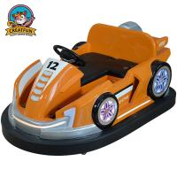 Buy cheap 360 Degree Circling Amusement Park Bumper Cars For Game Machine Theme House from wholesalers