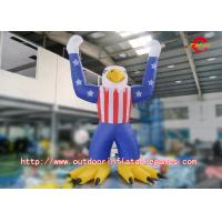 Buy cheap Custom Inflatable Cartoon Characters Hot Movie Cartoon Sasquatch Inflatable from wholesalers