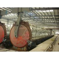 Large Steam AAC Autoclave System Horizontal 1.5mpa For Fly Ash Brick