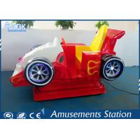 China Indoor Kiddy Ride Machine 1 Player AirCanades Swing Racing Car on sale