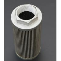 China Hydraulici Stainless Steel Filter Element / Air Filter Cartridge For Chemical Industry on sale