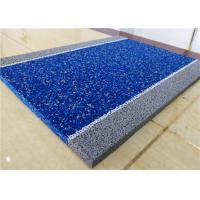 China Permeable EPDM Running Track , Vocational College Running Track Surface Material on sale