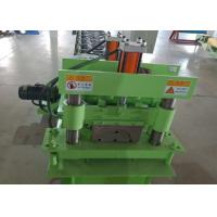 Wholesale High Speed  Ridge Cap Roll Forming Machine 4KW Power With 12 Steps from china suppliers