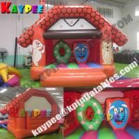 Wholesale Commercial mini Bouncer inflatable jumper inflatable house Inflatable Bouncer Castle BO145 from china suppliers
