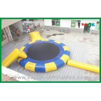 China Giant Funny Water Bouncer Inflatable Water Toys For Water Park on sale