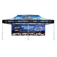 Wholesale Economical Market Marquee Tents Exhibition Gazebo 3X6 / 4X8 Easy Set Up from china suppliers