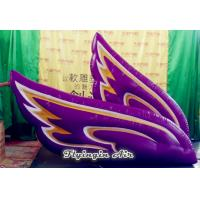 Wholesale Customized Decorative Inflatable Wing with Blower for Performance from china suppliers