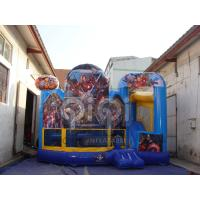 Wholesale The Avengers 5 in 1 inflatable bouncer from china suppliers