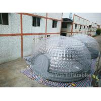 Wholesale Clear Inflatable Bubble Tent for outdoor event from china suppliers