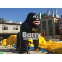Wholesale Giant Inflatable Gorilla Cartoon from china suppliers
