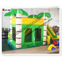 Wholesale Inflatable Palm tree bouncer,inflatable jumper for kid from china suppliers