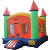 Wholesale Commercial Business Toddler Inflatable Bouncer YHCS 028 with 0.55mm PVC Tarpaulin from china suppliers