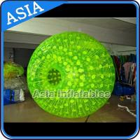 Wholesale Colorful Inflatable Zorb Ball , PVC / TPU Customized Ball for Sports Entertainment from china suppliers
