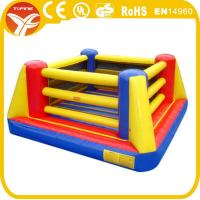 Buy cheap Hot Sale Inflatable Boxing Ring,Infaltable Bouncy Boxing from wholesalers