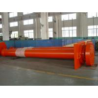 Wholesale Construction Large Bore Hydraulic Cylinders With The Displacement Sensor from china suppliers