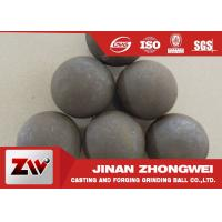 Wholesale 125mm Forged grinding media ball for ball mill with B3 B4 materials HRC 60-65 from china suppliers