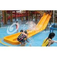 Wholesale Mini Water Park Kids' Water Slides Colorful Fiberglass Swimming Pool Slide from china suppliers