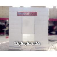 Wholesale 2.2m*2m Inflatable Cube Photo Booth, Inflatable Foto Booth for Sale from china suppliers