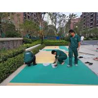 Wholesale High Safety Playground Rubber Flooring Excellent Elasticity 0.5-2mm,1-3mm,2-4mm from china suppliers