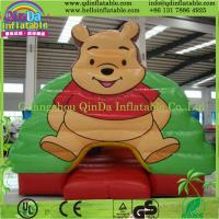 Quality Lovely Cartoon Bouncy Castle Inflatable, Bouncers Inflatables for sale