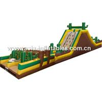 Wholesale Inflatable Obstacle Challenges Games For Entermainment Equipment from china suppliers