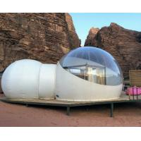 Wholesale 6M diameter Outdoor Inflatable Hotel Bubble Tent Clear Plastic Dome Tent Bubble House from china suppliers