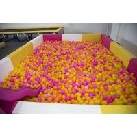 Wholesale Kindergarten Indoor Soft Play Equipment Amusement Soft Ball Pools CREEZ from china suppliers