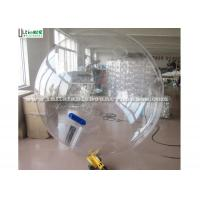 Wholesale Inflatable Human Walk On Water Ball , Funny Water Bubble Balls from china suppliers
