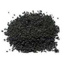 Wholesale Durable Black Colored Rubber Granules For Playground Abrasive Resistance from china suppliers
