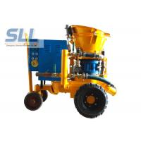Buy cheap Convenient Operation Concrete Spraying Machine For Dry / Damp / Wet Concrete from wholesalers