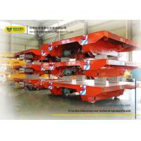 China Cast Hydraulic Press Block Pallet Transfer Carts , Automated Die Handling Equipment on sale