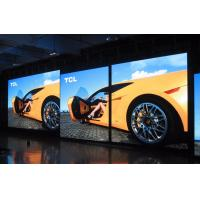 China SMD HD Full Color P6 Indoor LED Display , Aluminum LED Display Big Electronic Video on sale