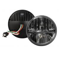 Quality Round Shape 30W 7 Inch Car LED Fog Lights 4X4 J-Eep Offroad Accessories LED Fog Lights for sale