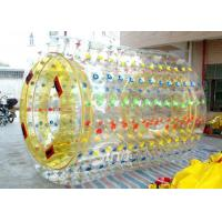 Kids and adults water roller inflatable water cylinder walking on pool from Sino Inflatables