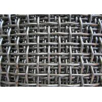 Wholesale Stainless Steel Crimped Wire Mesh With High Temperature Resistance from china suppliers