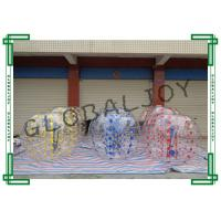 Wholesale Outdoor Inflatable Soccer Bubble Ball Buddy Bounce Outdoor Play Ball from china suppliers
