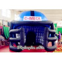 Wholesale Hot Sale Inflatable Sport Helmet Tunnel for Football and Baseball from china suppliers