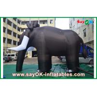 Wholesale Big Elephant Inflatable Cartoon Characters Blower For Ourterdoor Customized from china suppliers